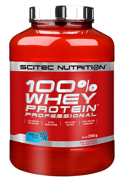 Scitec Nutrition 100% Professional Whey